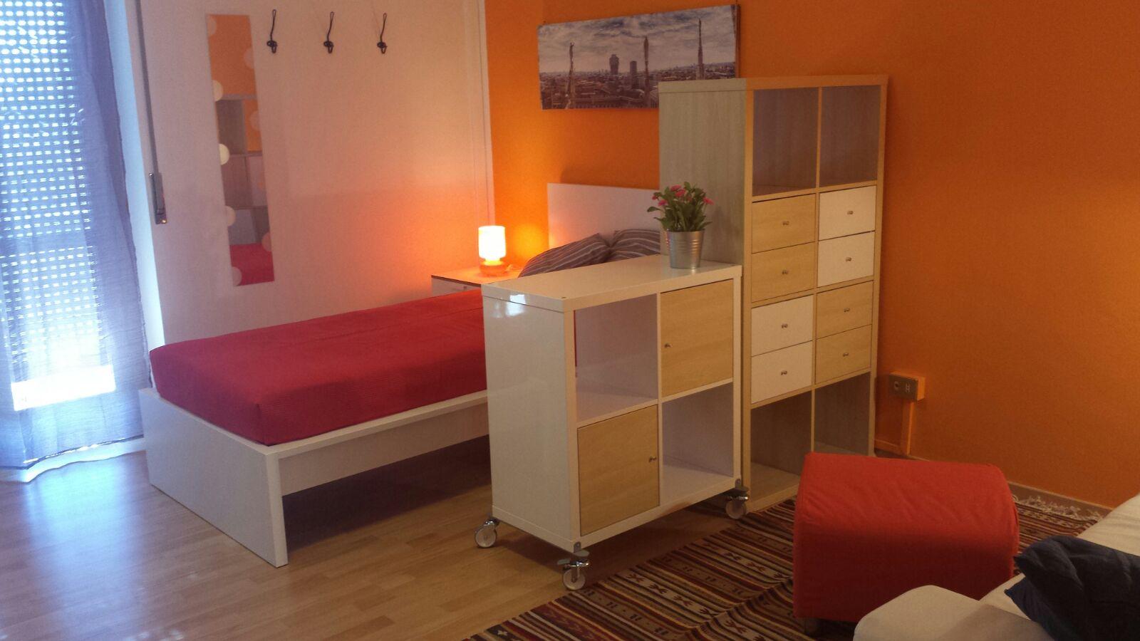 Stanza E zona letto e Relax
