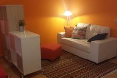 Stanza E divano