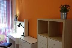 Stanza A - zona studio