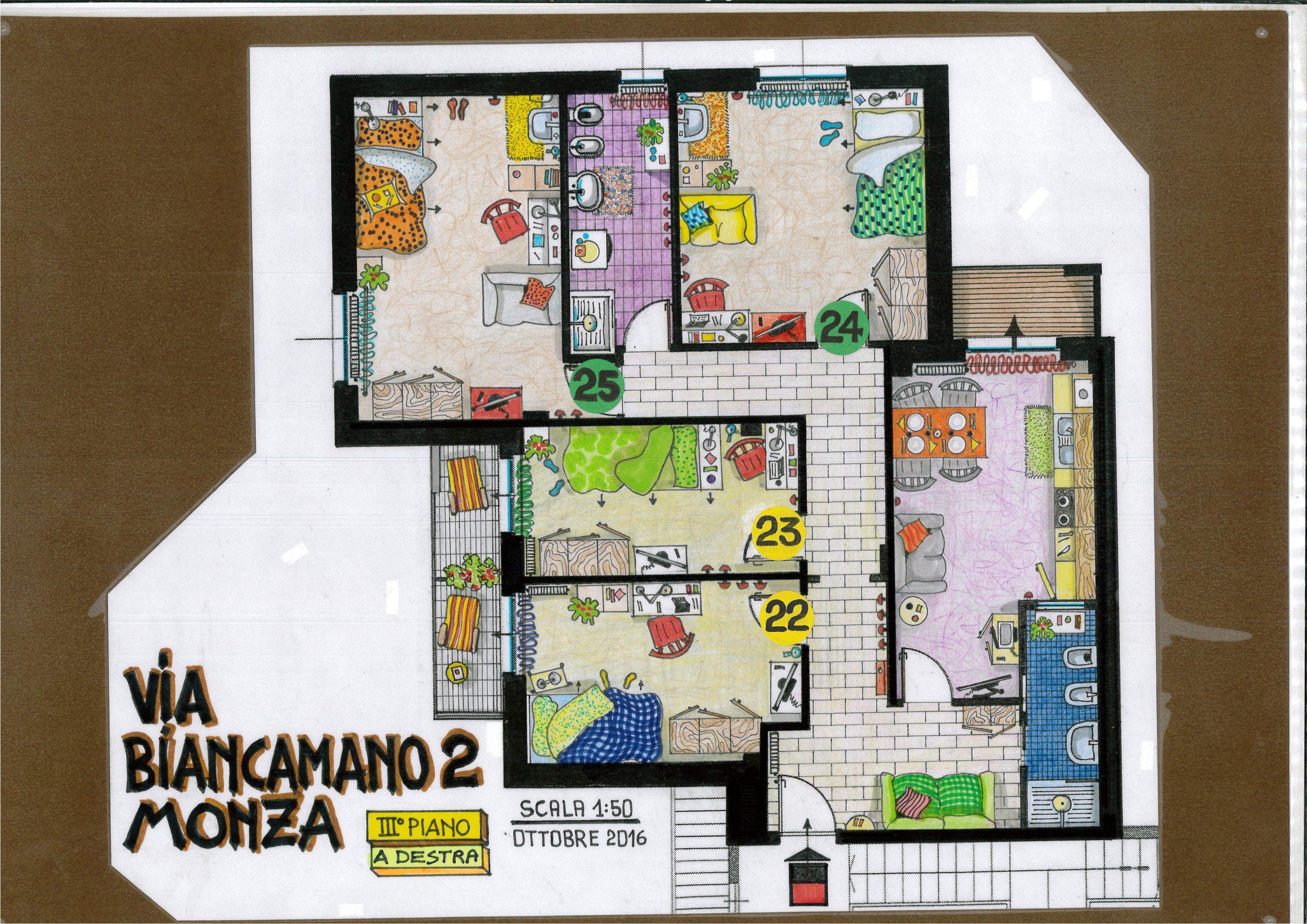 Biancamano 22-25