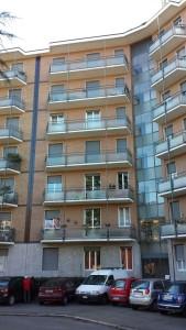 Stanze in affitto appartamento di via Giusti