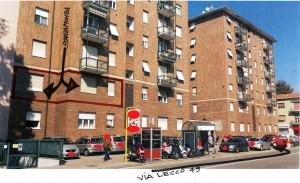 Ecco dove si trova il nostro appartamento in via Lecco a Monza per studenti e giovani lavoratori