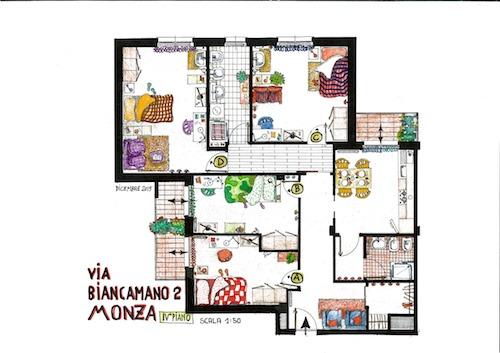 Via Biancamano – Stanze 13-16 (AL COMPLETO)
