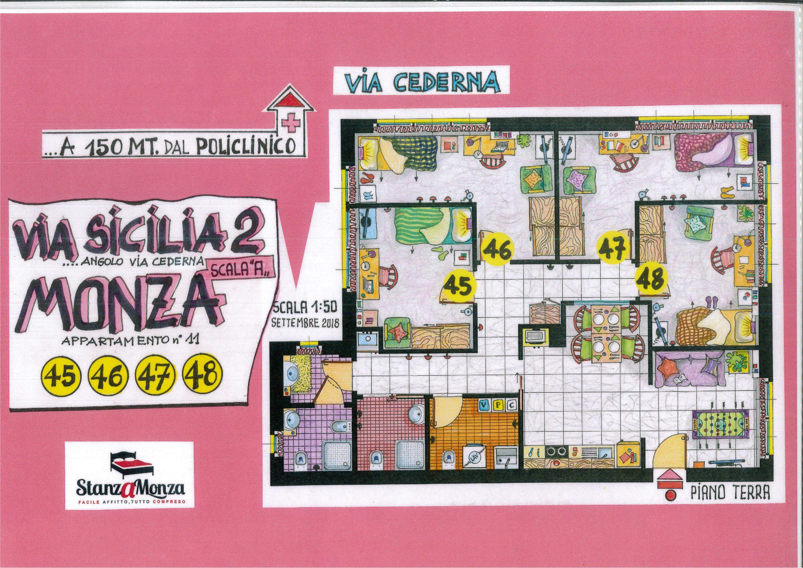 Piantina-StanzaMonza-Via-Sicilia